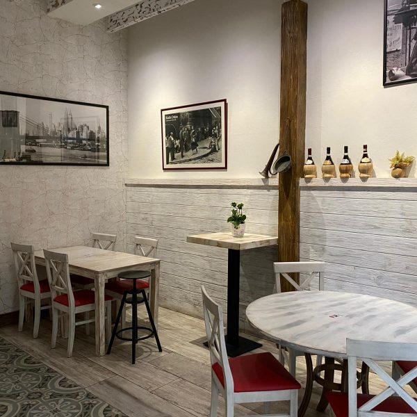 Bar cafetería Calle Fábrica